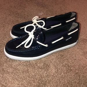 Cole Hahn Boat Shoes